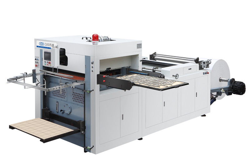 Flatbed Die Cutting Machine